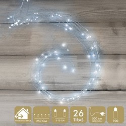 LUZ NAVIDAD BEST PRODUCTS MICROLED 700 LUCES BLANCO