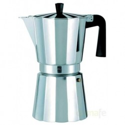 CAFETERA ITALIANA OROLEY NEW VITRO 6 TAZAS